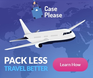CasePlease allows you to skip packing and baggage queues, being your overseas wardrobe. It stores your clothes and toiletries, and launders and delivers them to your hotel. With CasePlease you will no longer have to carry a luggage, or unpack and do the laundry once back home.